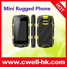 Original discovery V10 dual sim mini rugged phone