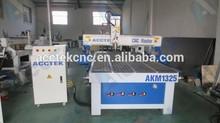 wood lathe vacuum/3 axis wood cnc AKM1325