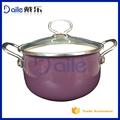 nueva cocina la olla de esmalte