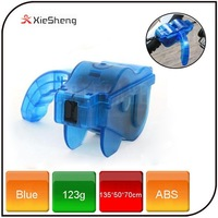 Mini 3D bike cycling quick chain cleaner bicycle cleaning tools