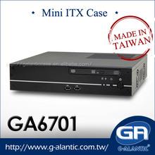 GA6701 - mini kiosk itx mini pc support intel i5