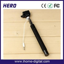new electronics inventions promotion gifts for vip cable selfie stick