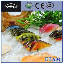 etech-all ETA04 high quality artificial hard bait salmon lure