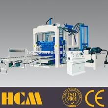 price Concrete Block Machine QT10-15 wih high production capacity