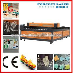 Alibaba Website 60w 80w 100w 120w 150w gift bag / Wood / Craft / Acrylic 3D laser engraving machine price PEDK-160260