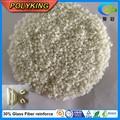 De nylon pa6-gf30 reforzado con fibra de vidrio lleno