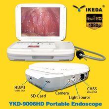 HD endoscope camera /flexible fiber bronchoscope