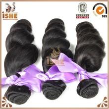 grade 7a virgin hair loose wave 100% unprocessed wholesale brazilian virgin hair fix hair