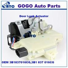 GOGO Door Lock Actuator FOR VW Jetta 5 Golf GTI MK5 OEM 3D1 837 016 AC , 3D1837016 , 3D1837016AC