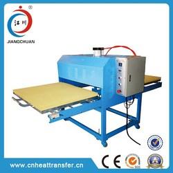 large size well designed heat press digital textile printing service