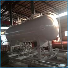20m3 lpg filling station, 1.77Mpa lpg filling tank , lpg gas filling station