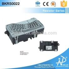 AC A/C Heater Blower Motor Fan Resistor for Audi a6 2.0 tdi 4F0 820 521A 4F0 910 521