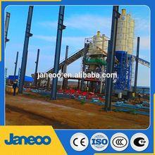 HZS180 precast concrete batching plant