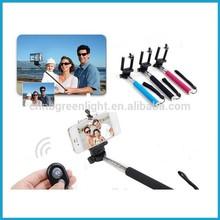Z07-1 wireless handheld bluetooth monopod selfie stick