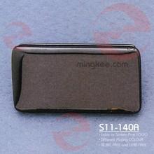 Zinc Alloy Purse Bags and Accessories Metal Polish Handbags
