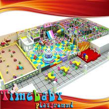 HSZ-TBB408 EU standard space theme plastic playground roller slide for kids