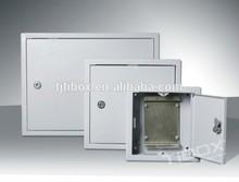 TIBOX protect equipment case type electric box metal MCB box for circuit breaker