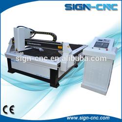 American brand plasma power metal laser cutting machine price