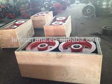 Harden Process High Quality Crane Drive Wheel