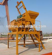 JS mini concrete machinery low price