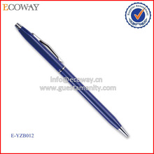 2015 Hot Sale Hotel Cheap Custom Disposable Top Point Pen