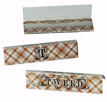 Rolling Paper King Size Slim Ultra thin 14gsm Paper with Customized brand