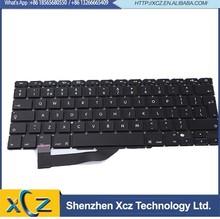 "Laptop Keyboard for MacBook Retina 15.4"" A1398 MC975 MC976 ME664 ME665 ME293 ME294"