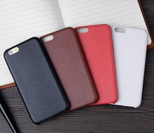 for new iphone 6 case PU leather for iphone 6 back cover high quality luxury style china factory cheap price wholesale