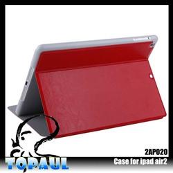 factory price 2014 designer 360 rotating case for ipad air