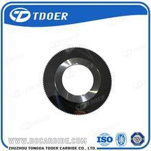 Tungsten Carbide Saw Blade For Channel Cutting