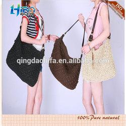 2015 Qingdao HIFA natural recycle Paper bag price,cute paper bag shopping paper bags