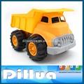 """12"""" libre- wheeling de juguete de plástico de camión de volteo"""
