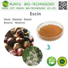 Herbal Extract Horse Chestnut Extract Escin