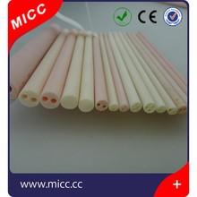 Thermocouple Alumina Ceramic Protect tube 2,3,4 holes