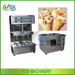 Food grade NEW condition stainless steel pizza making machine