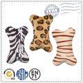 Venta caliente barato accesorio del animal doméstico del hueso de perro juguetes para stock