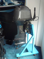 Big power evinrude Outboard motor 60 for sale 60hp long shaft