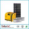 High quality CE ROHS solar dc ac 50hz 2kw 2000w solar generator system for home