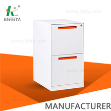Kefeiya high gloss 2 drawer pedestal file cabinets