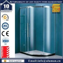aluminum frame design couple shower room