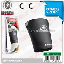 Best quality black color neoprene thigh slimmer belt,adjustable china manufacturer neoprene belts sports safety knee pads