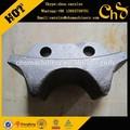 Shantui sd32 sd16 bulldozer piezas de los dientes del piñón de la pista de calzado 154-27-12283 los dientes