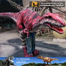 N-C-Y-1070-realistic walking dinosaur mascot costumes