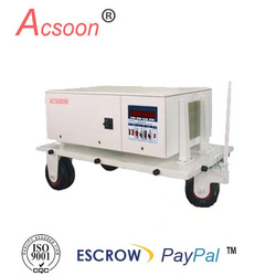 90KVA 3 phase 110v 400hz frequency conversion