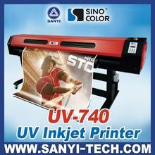 2015 Latest Hybrid UV Printer, Roller & Flatbed available