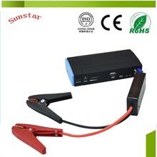 Emergency jump starter (manufacturer) smart 24v/12V car battery jump jumper starter charger portable usb light