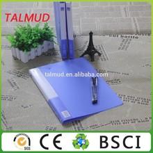 A4 hard soft plastic file cover
