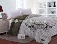 China Retail Plush Throw Sherpa Blanket Resonable Price Good Quality Factory