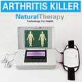 eléctrico portátil de masaje de la vibración de la terapia caliente de la venta de infrarrojos terapia equipo de la terapia física