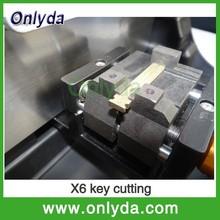 Factory X6 automatic duplicate key cutting machine
